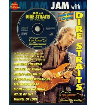 Jam With Dire Straits - Total Accuracy Professional Guitar Workshops