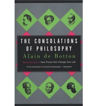 The Consolations of Philosophy - Alain de Botton - Signed Copy