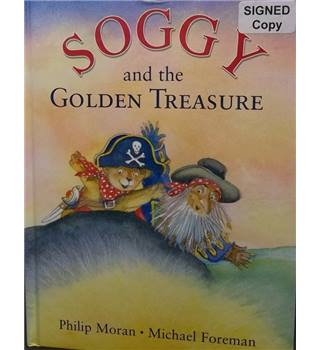 Soggy and the Golden Treasure - SIGNED