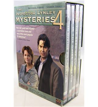 The Inspector Lynley Mysteries 4 Non-classified