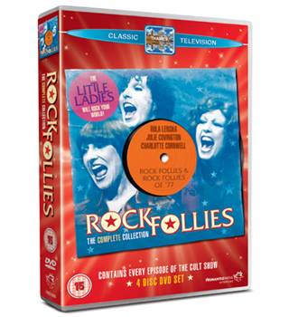 Rock follies / Rock follies of '77 - The complete series cert. 15