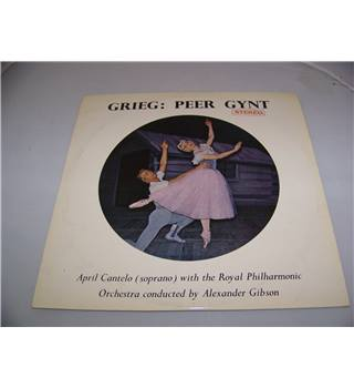 Peer Gynt - incidental music Royal Philharmonic Orchestra - T 246