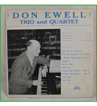 Don Ewell Trio and Quartet - Don Ewell - 741C-8231