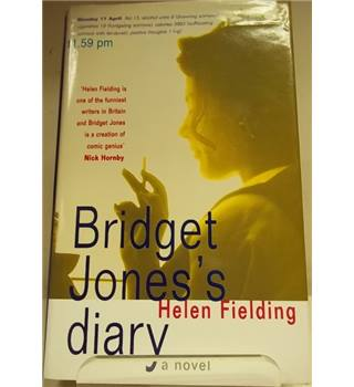 Bridget Jones's diary- First Edition; Fifth Printing