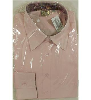 BNWT Oxford Shirt Co Ltd size 14 Pink  Long sleeved