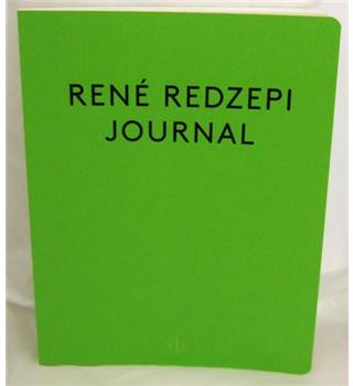 Rene Redzepi Journal A Work in Progress