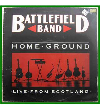 Home Ground Battlefield Band - TP 034