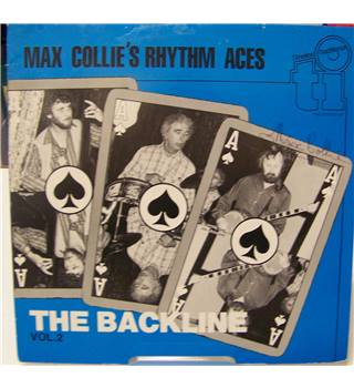 The Backline vol. 2 - Max Collie Rhythm Aces - TTD 508