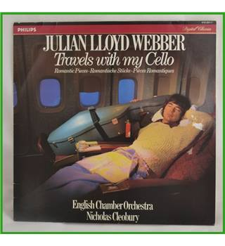 Travels with My Cello - Julian Lloyd Webber - 412231-1