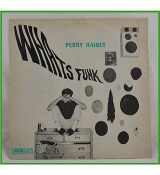 Whats Funk - Perry Haines - FE14T
