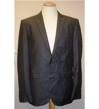 Next Tailoring Next - Size: M - Grey - Single breasted suit jacket