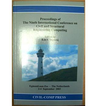 Proceedings of the Ninth International Conference on Civil and Structural Engineering Computing
