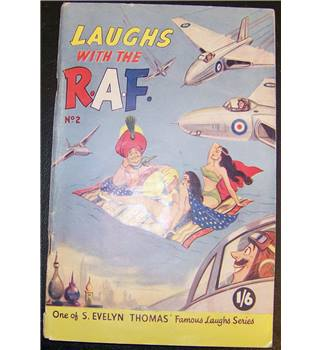 Laughs with the R.A.F No. 2