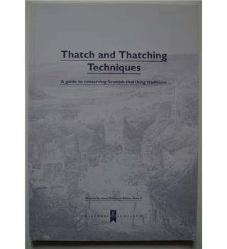 Thatches and thatching techniques