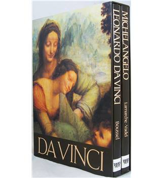 Leonardo Da Vinci and Michelangelo (2 Vols.)