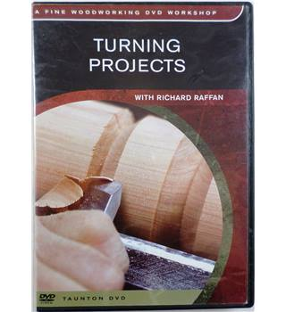 Fine woodworking turning projects Non-classified