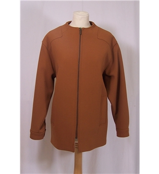 M&S Autograph Size 14 Brown Jacket