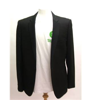 Ventuno 21 Black Jacket Size: M