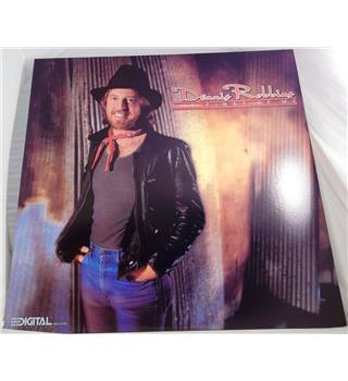 """The First Of Me"" LP by Dennis Robbins - MCA 5720"