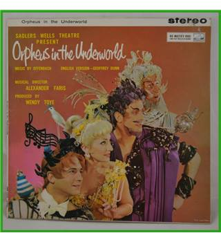 Jacques Offenbach - Orpheus In The Underworld - Sadlers Wells Theatre - 1316
