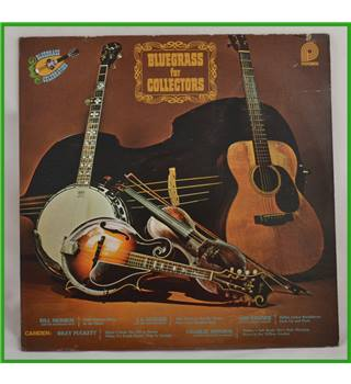 Bluegrass For Collectors - Various - 7081