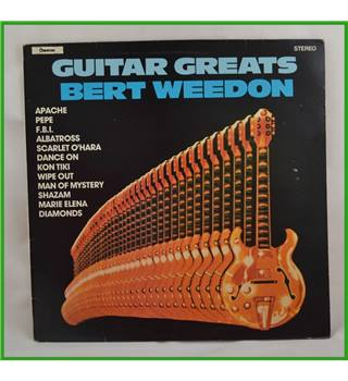 Guitar Greats - Bert Weedon - 075