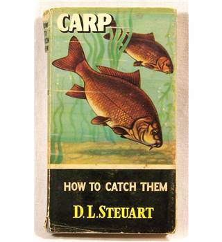 Carp.  How to Catch Them.