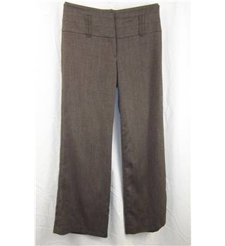 Dorothy Perkins - Size: S - Brown - Trousers