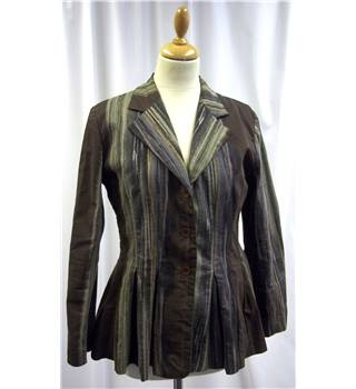 Designer - Lilith - Size: S - Brown - Jacket