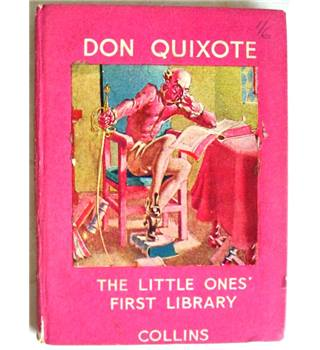 Don Quixote: The Little Ones' First Library