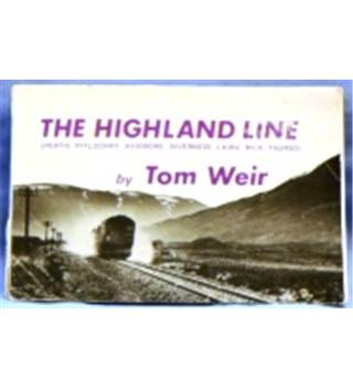 c.1975. The Highland Line by Tom Weir