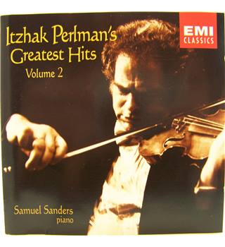 Itzhak Perlman's Greatest Hits Volume 2