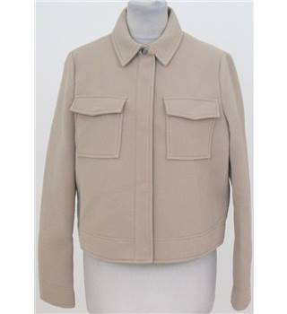 NWOT M&S Limited Edition size: 14 beige casual jacket