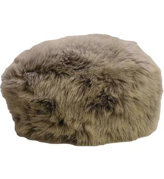 "Faux fur hat - Russian style -  Markel H - 22"" rim - made in Belgium"