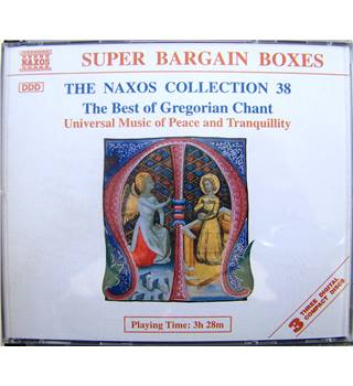 The Best of Gregorian Chant - The Naxos Collection The Naxos Collection