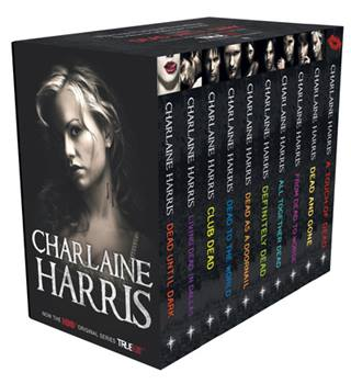 True blood boxed set 2 - 10 books