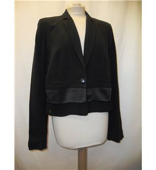 Chloe - Size: USA 10 - Black - Smart jacket / coat