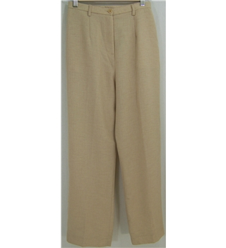 Eastex -Size 10 - Beige - Trousers