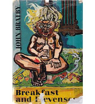 Breakfast and Elevenses - John Bratby - First Edition, 1961