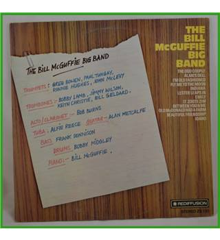 The Bill McGuffie Big Band - 130