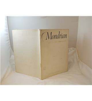 Mondrian full colour tipped-in prints text by Sam Hunter 1959 Beaverbrook Newspapers