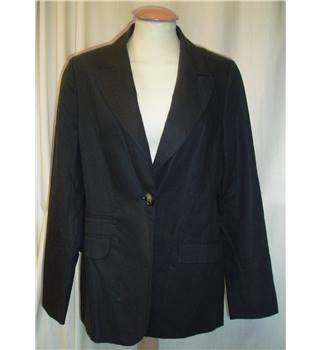 Jaeger Jaeger - Size: 10 - Black - Smart jacket / coat