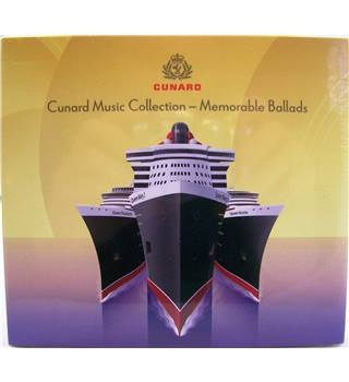 Cunard Music Collection - Memorable Ballads