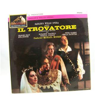 Il Trovatore, Highlights. Sadler's Wells Opera, Michael Moores. - CLP1564