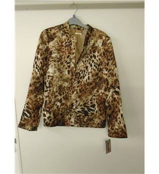 tanjay - Size: 8 - Brown - Smart jacket / coat