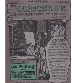 The Connoisseur - November 1906, No 63