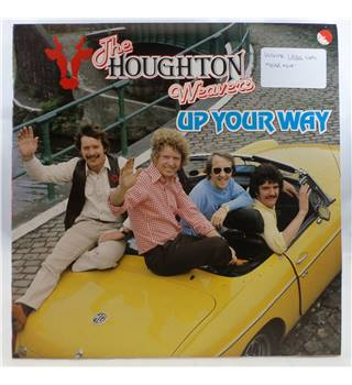 Up Your Way - Houghton Weavers, The - LP Houghton Weavers, The - HW1001