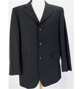 M & S Sartorial - Size: 40Chest - Black - Single breasted blazer