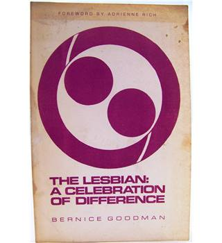 The Lesbian: A Celebration of Difference