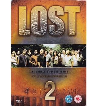 Lost - The Complete Second Series; The Extended Experience [15]